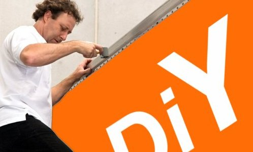 DIY Installation Banner