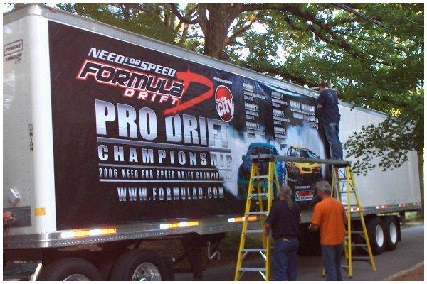 Banner Installation