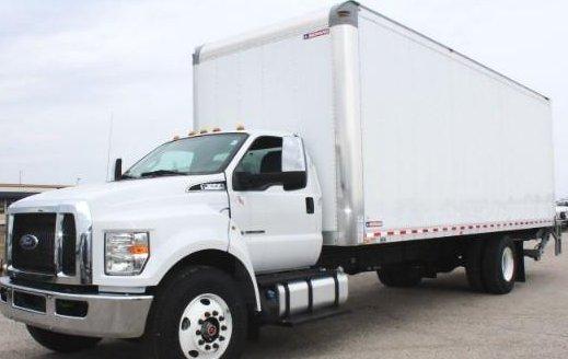 Truck Side Advertising Truck
